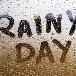 A Short Pragraph About Rainy Day