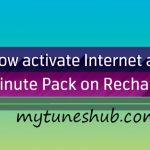 GrameenPhone All Internet and Minute Pack on Recharge!
