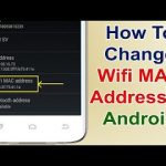 How to Change WiFi MAC Address in Android