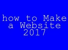 how-to-Make-a-Website-2017