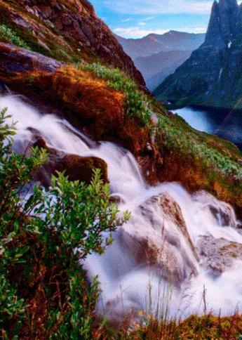Waterfall Live Wallpaper (3)