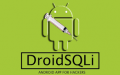 DroidSQLi Pro - Android App For Hackers