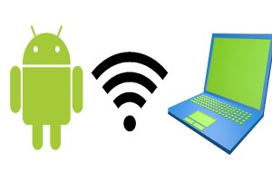 how to connect android mobile internet to pc