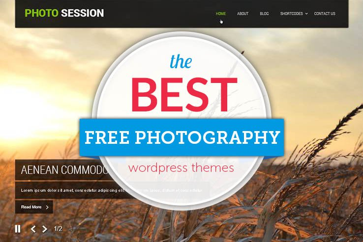 best-free-photography-themes